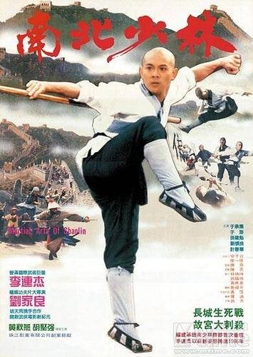 阿羅漢 南北少林(1986年・香港、...